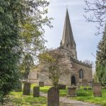 St Mary's Church in Edwinstowe